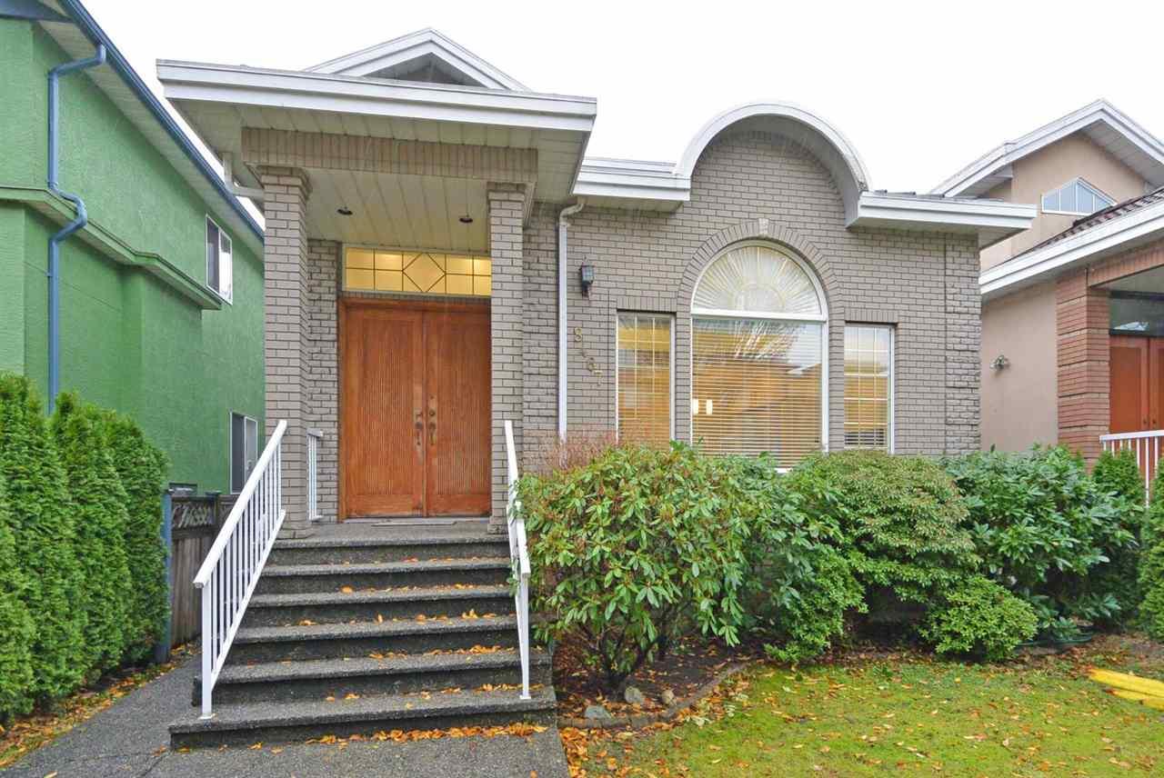 8467 CORNISH S.W. Marine, Vancouver (R2207623)