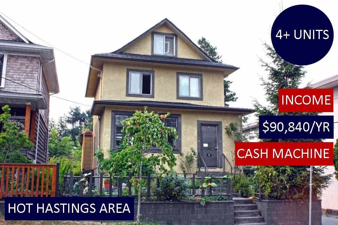 229 TEMPLETON Hastings, Vancouver (R2207653)