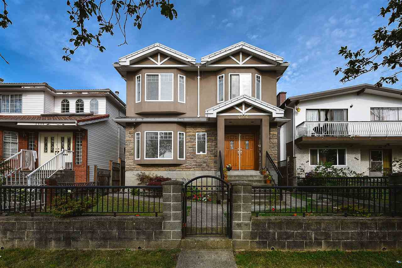 6006 DUMFRIES Knight, Vancouver (R2207734)