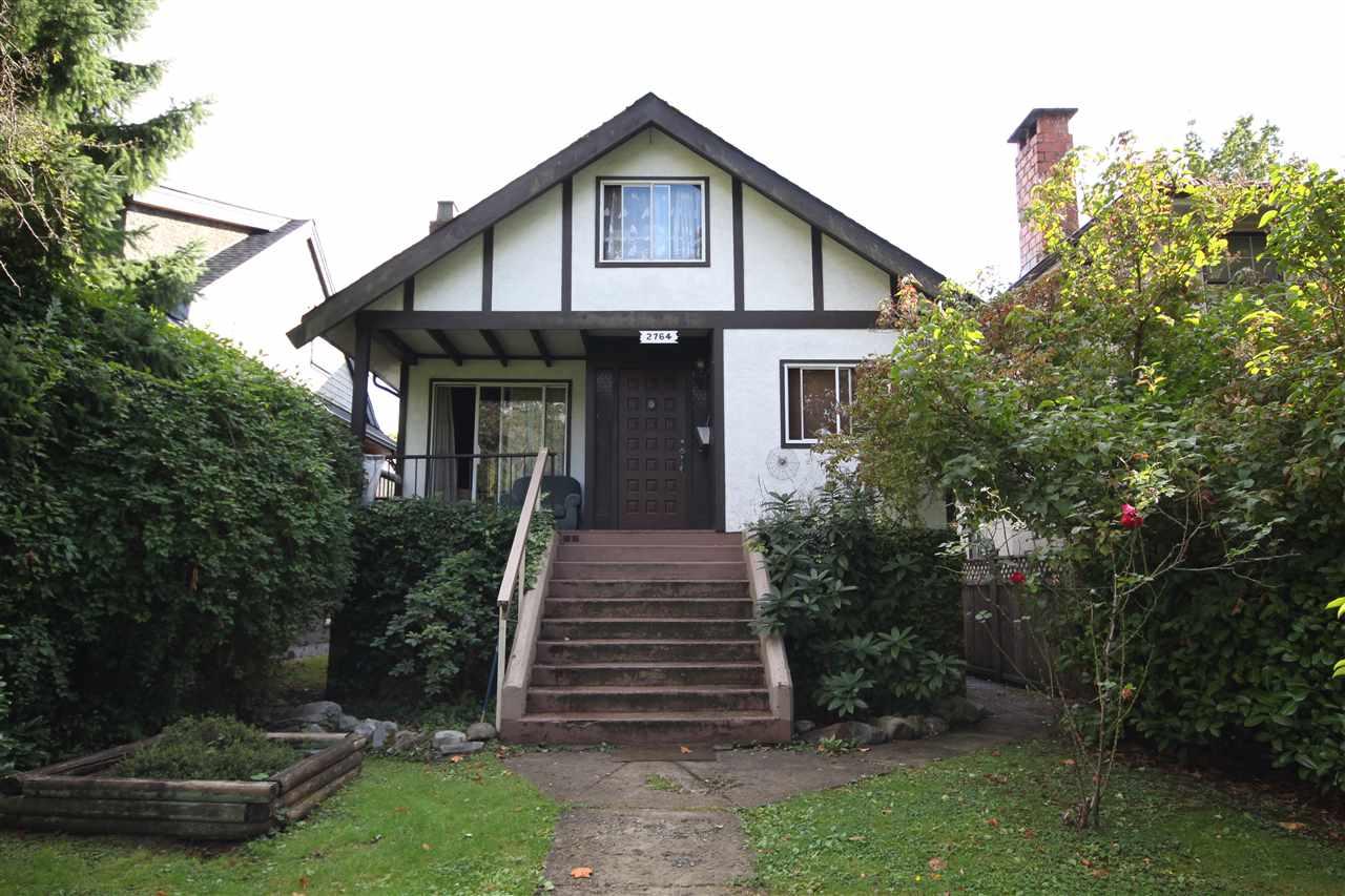 2764 W 14TH Kitsilano, Vancouver (R2207785)
