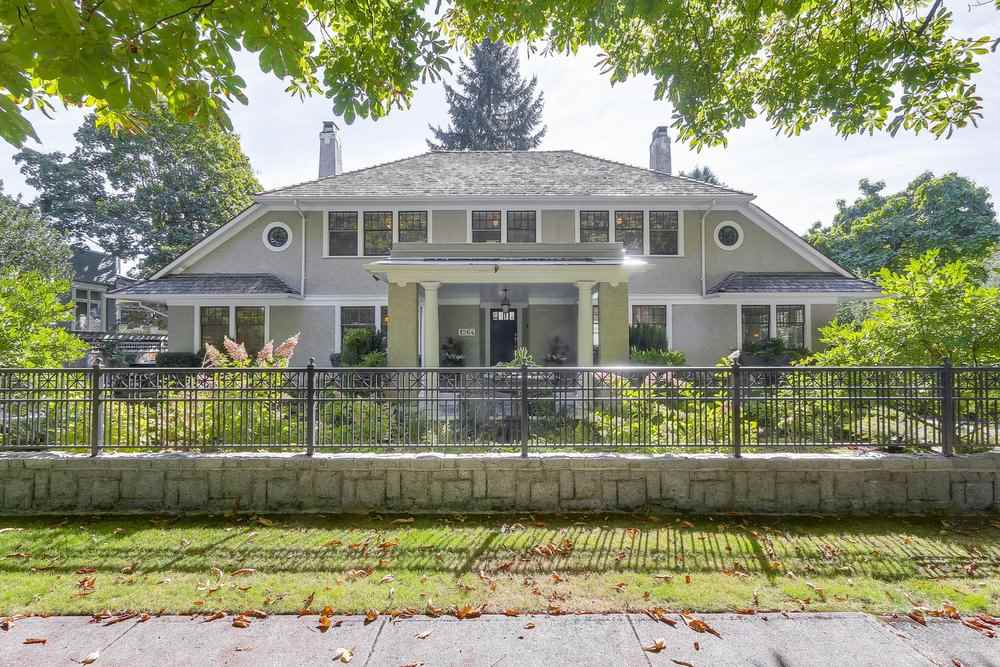 1264 BALFOUR Shaughnessy, Vancouver (R2208088)