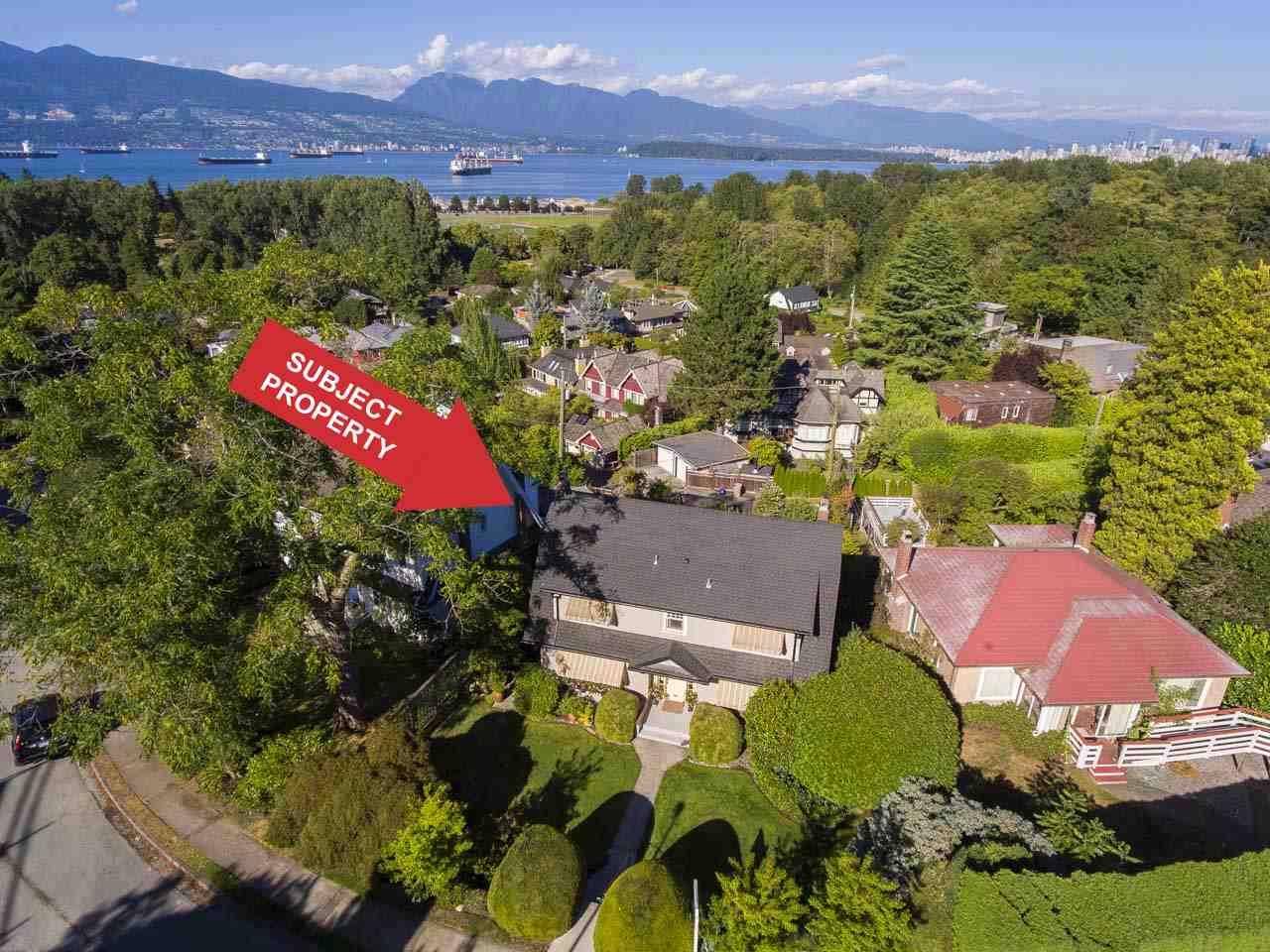4363 LOCARNO Point Grey, Vancouver (R2208476)