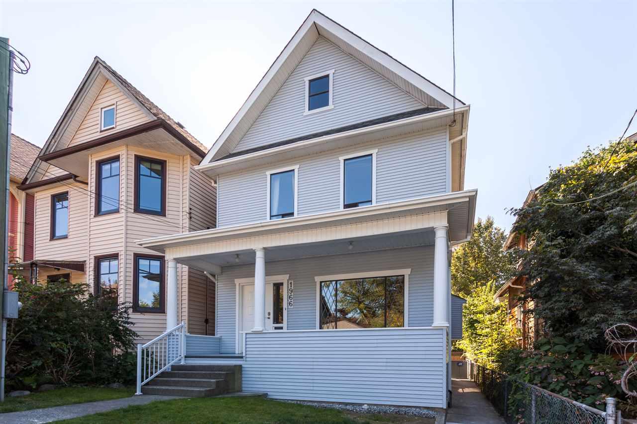 1966 WILLIAM Grandview VE, Vancouver (R2208634)