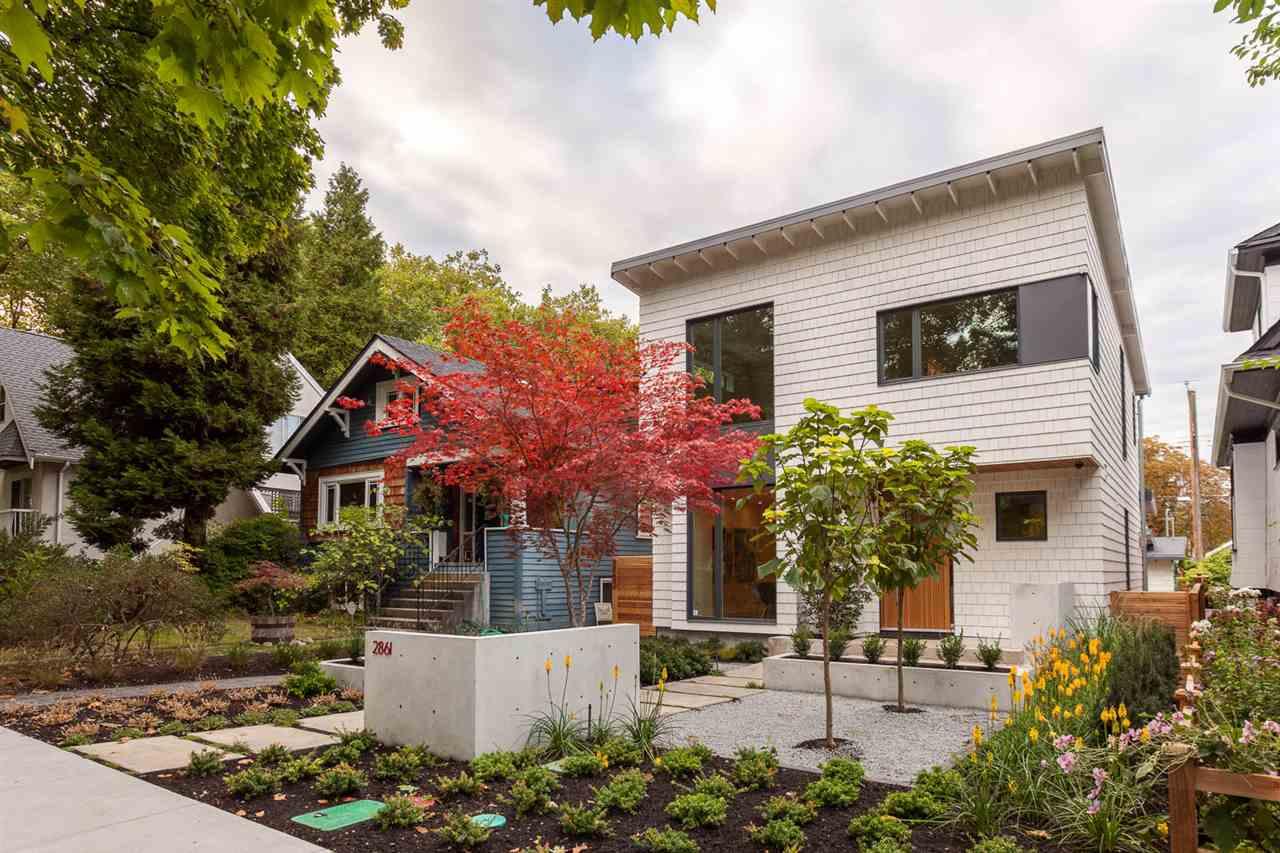 2861 W 13TH Kitsilano, Vancouver (R2209099)