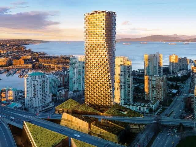 4503 -  1480 HOWE #4503 Yaletown, Vancouver (R2210431)