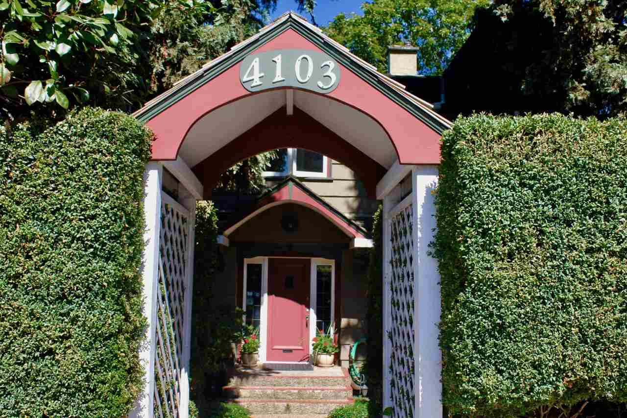 4103 W 10TH Point Grey, Vancouver (R2211078)
