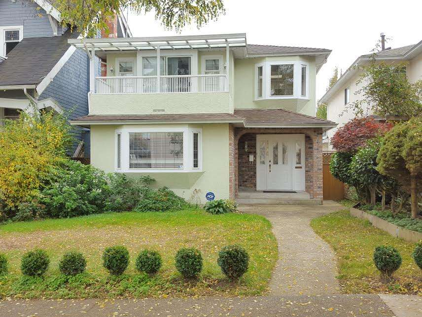 4586 W 8TH Point Grey, Vancouver (R2211710)