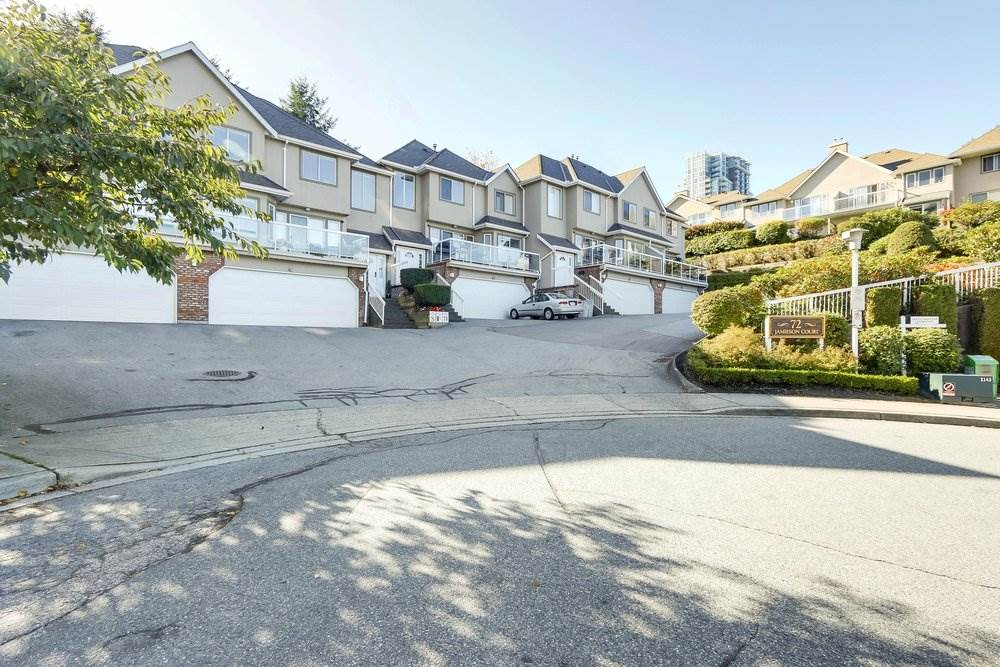 7 72 JAMIESON COURT, New Westminster