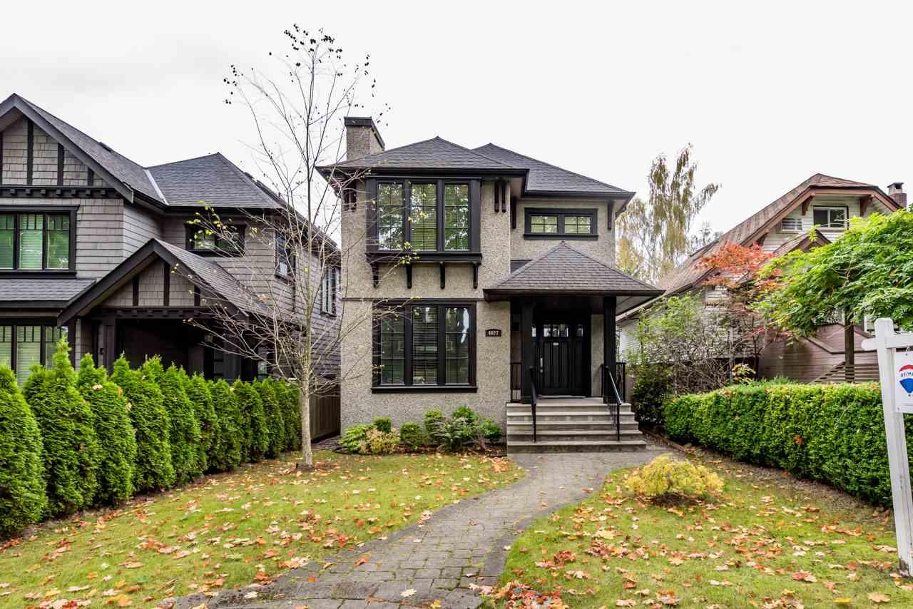 4027 W 19TH Dunbar, Vancouver (R2212740)