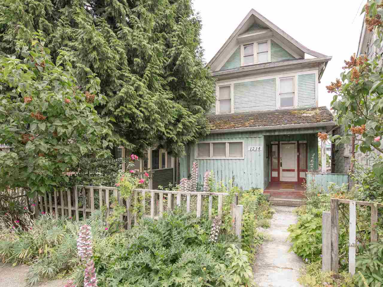 1214 E GEORGIA Mount Pleasant VE, Vancouver (R2213273)