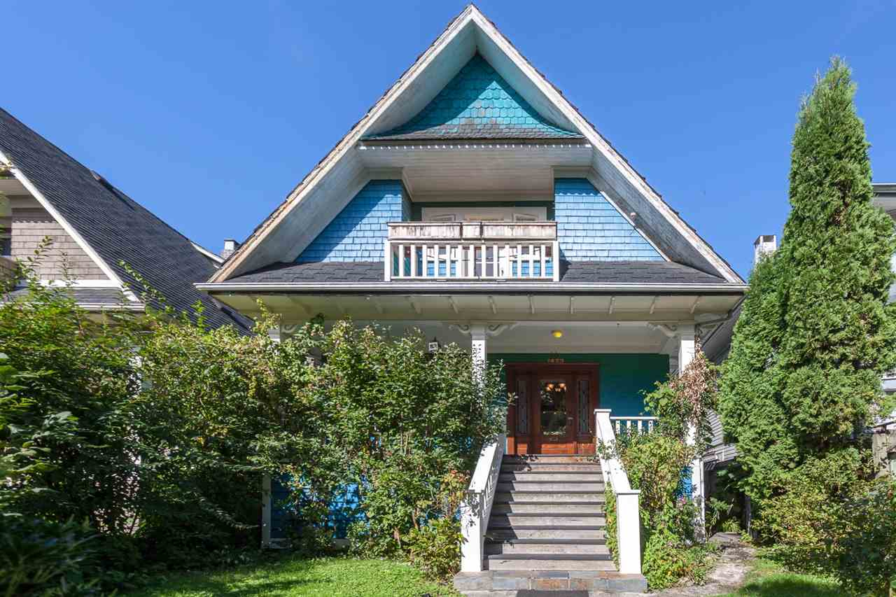 1423 E 11TH Grandview VE, Vancouver (R2213839)
