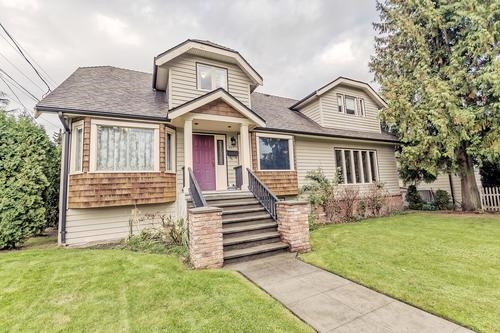 837 SECOND STREET, New Westminster