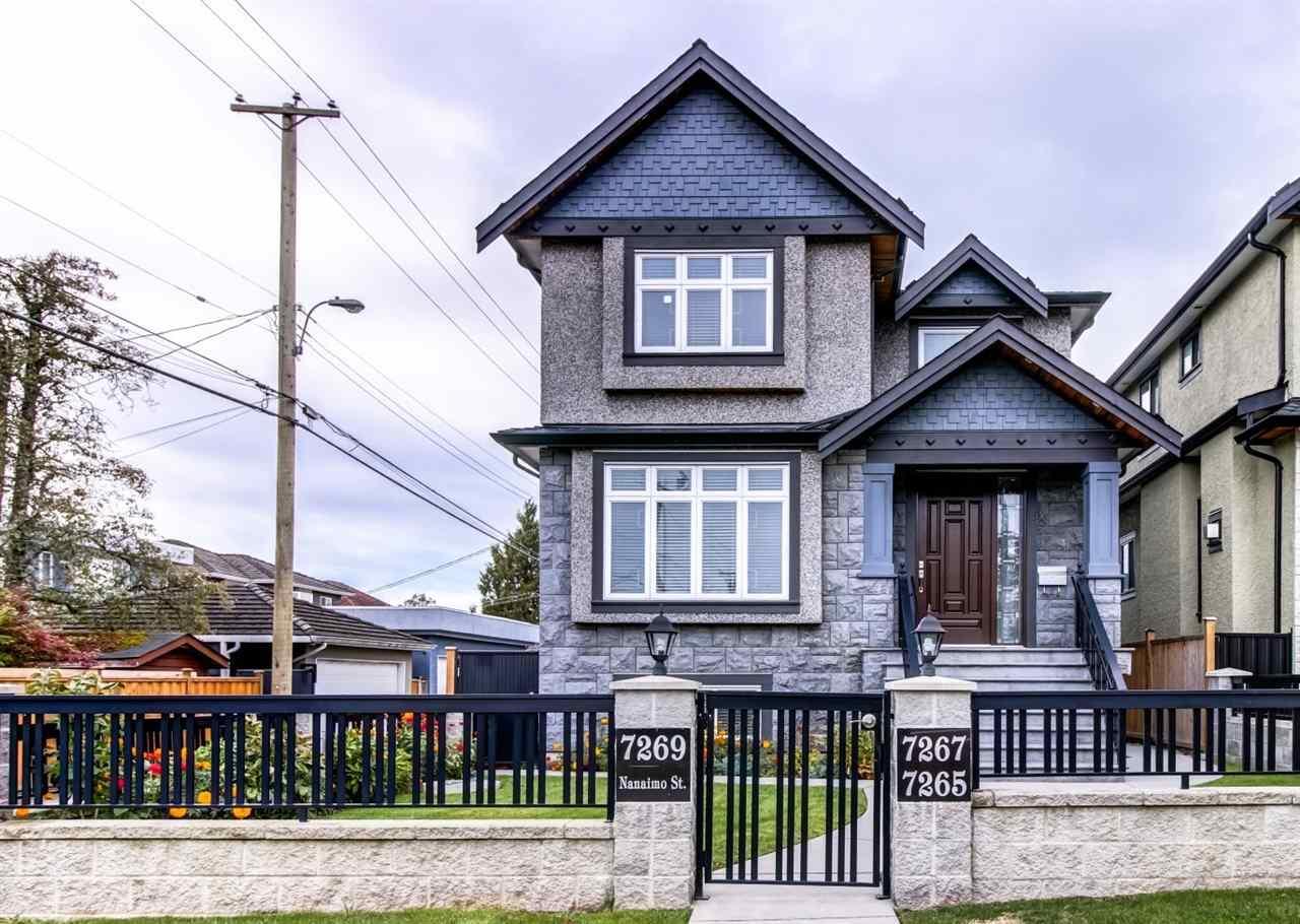 7269 NANAIMO Fraserview VE, Vancouver (R2213872)