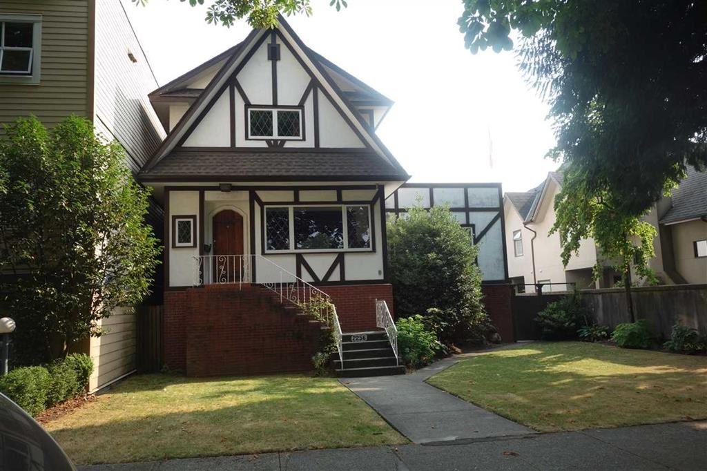 2256 W 14TH Kitsilano, Vancouver (R2214030)