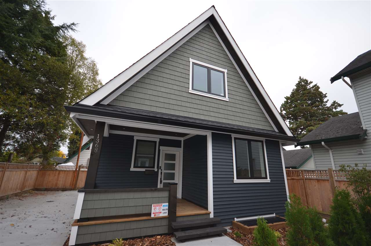 1368 TENTH West End NW, New Westminster (R2214179)