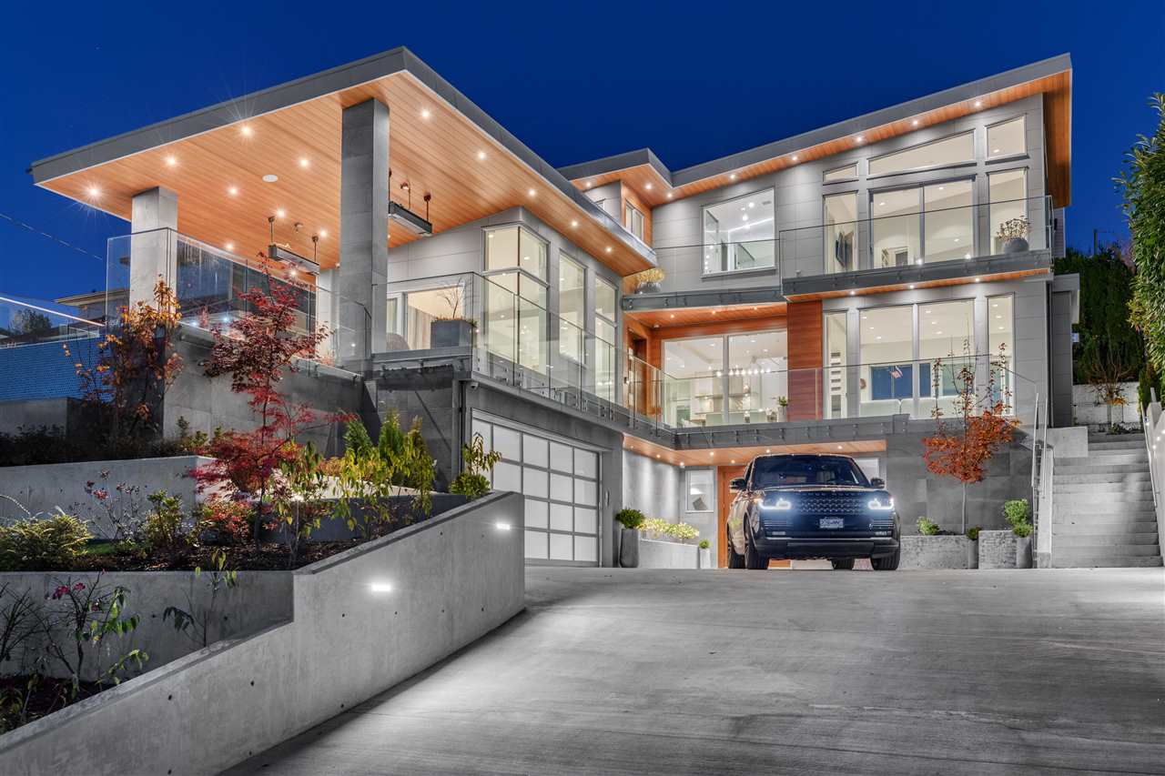 950 LEYLAND Sentinel Hill, West Vancouver (R2214279)
