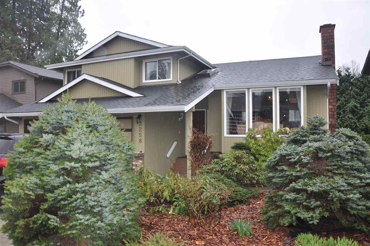 2258 MAGNUSSEN PLACE, North Vancouver