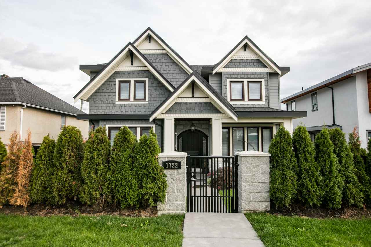1722 TENTH West End NW, New Westminster (R2214567)