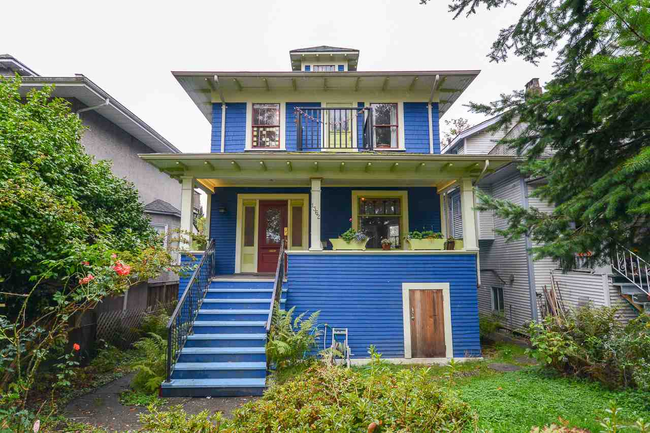 1362 E 10TH Grandview VE, Vancouver (R2215470)