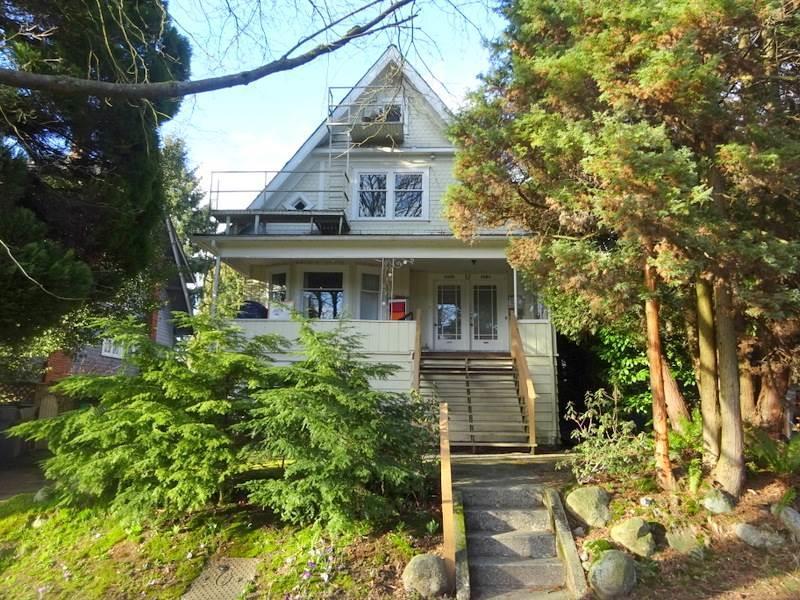 2483 W 6TH Kitsilano, Vancouver (R2215926)