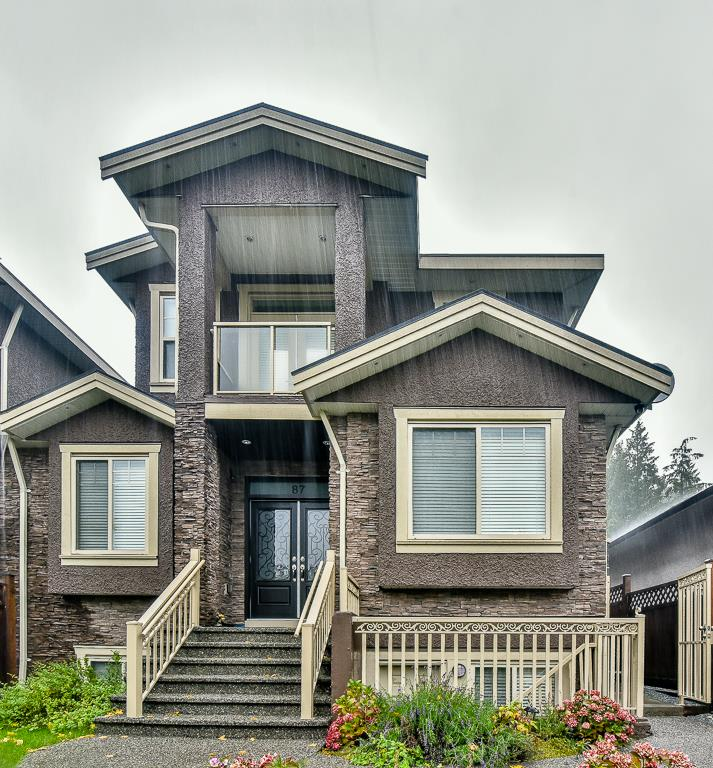 87 GLOVER AVENUE, New Westminster