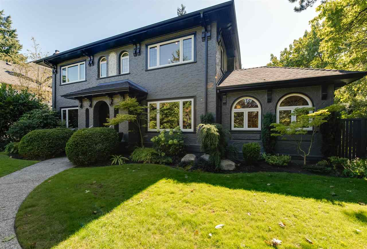 1390 W KING EDWARD Shaughnessy, Vancouver (R2216779)