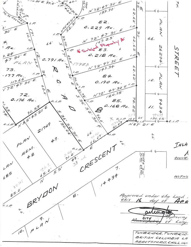 5480 199A STREET, Langley