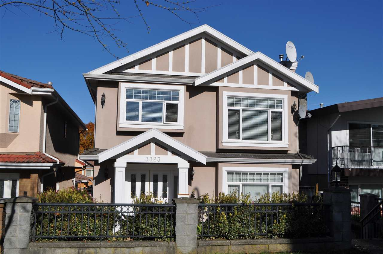3323 E 23RD Renfrew Heights, Vancouver (R2217380)