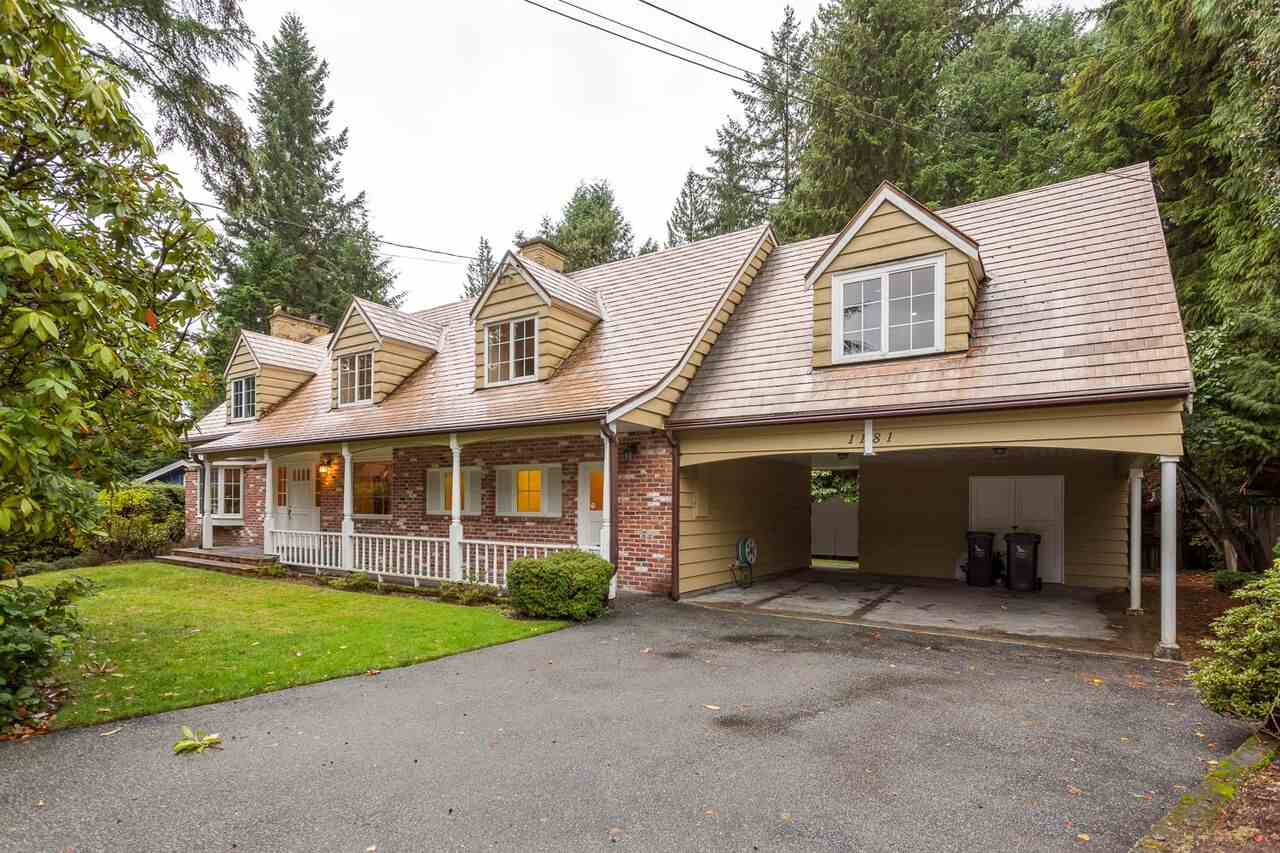 1181 EDGEWOOD PLACE, North Vancouver