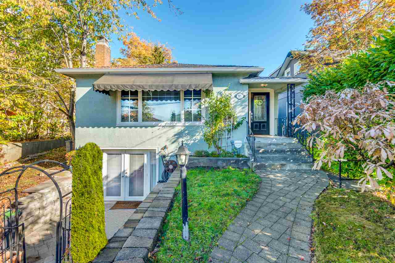 321 SECOND Queens Park, New Westminster (R2218125)