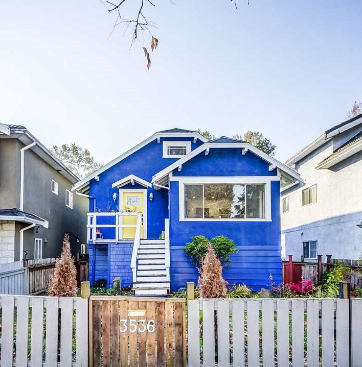 3536 WILLIAM Hastings East, Vancouver (R2218168)