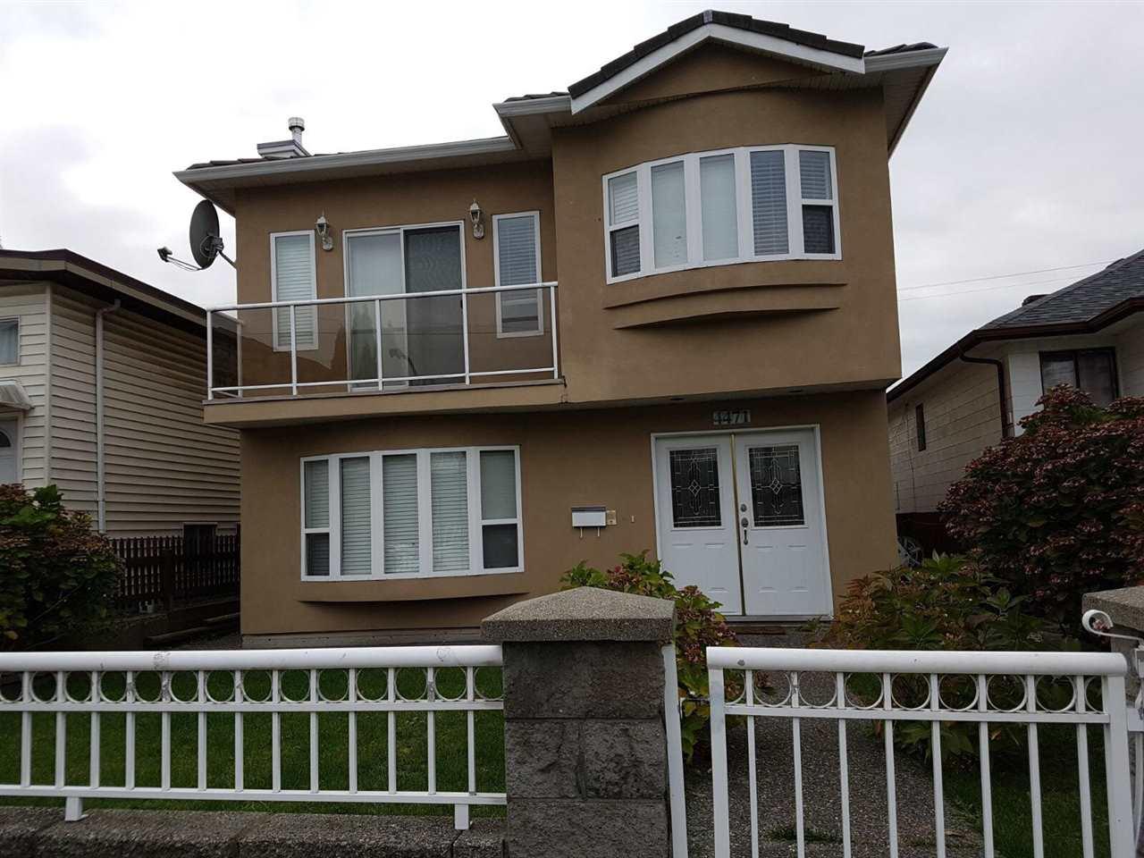 4471 FRASER STREET, Vancouver