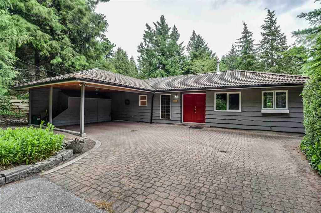 6260 ST. GEORGES Gleneagles, West Vancouver (R2218589)