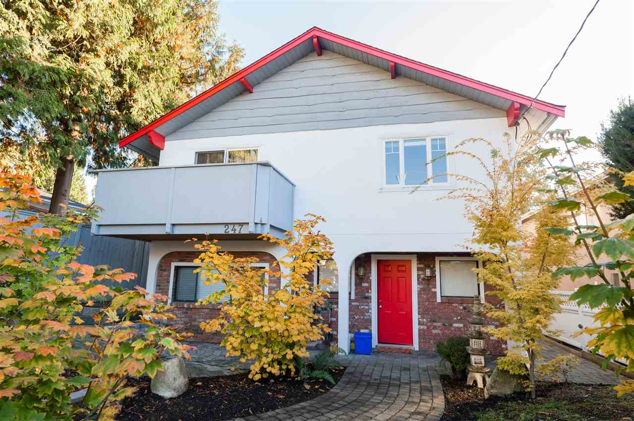 247 W 23RD Central Lonsdale, North Vancouver (R2218663)