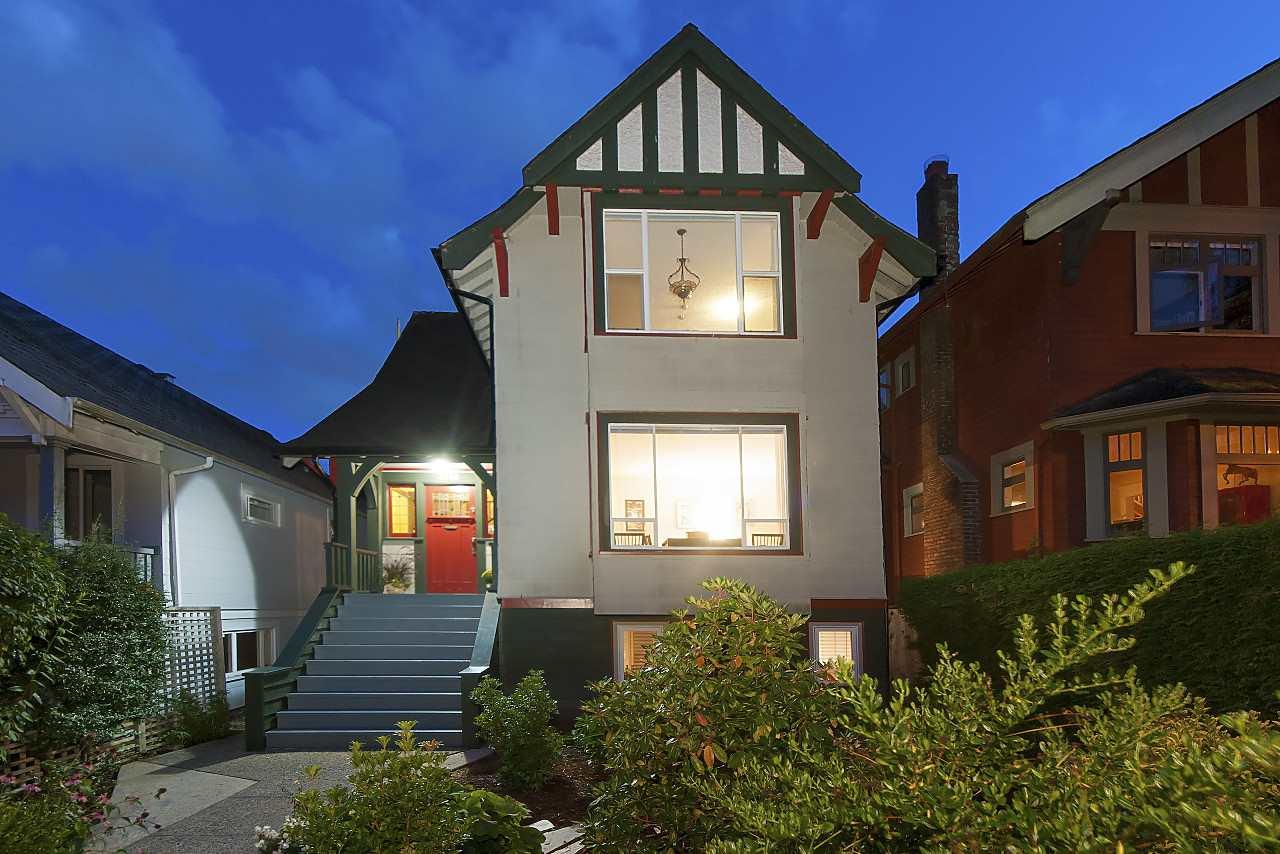 3316 W 3RD Kitsilano, Vancouver (R2218715)