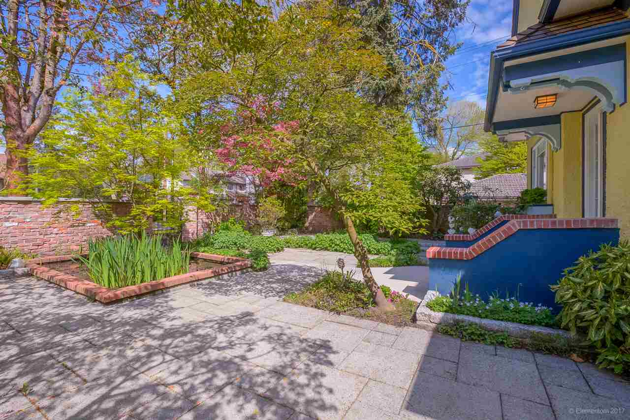 1122 W 27TH Shaughnessy, Vancouver (R2219102)