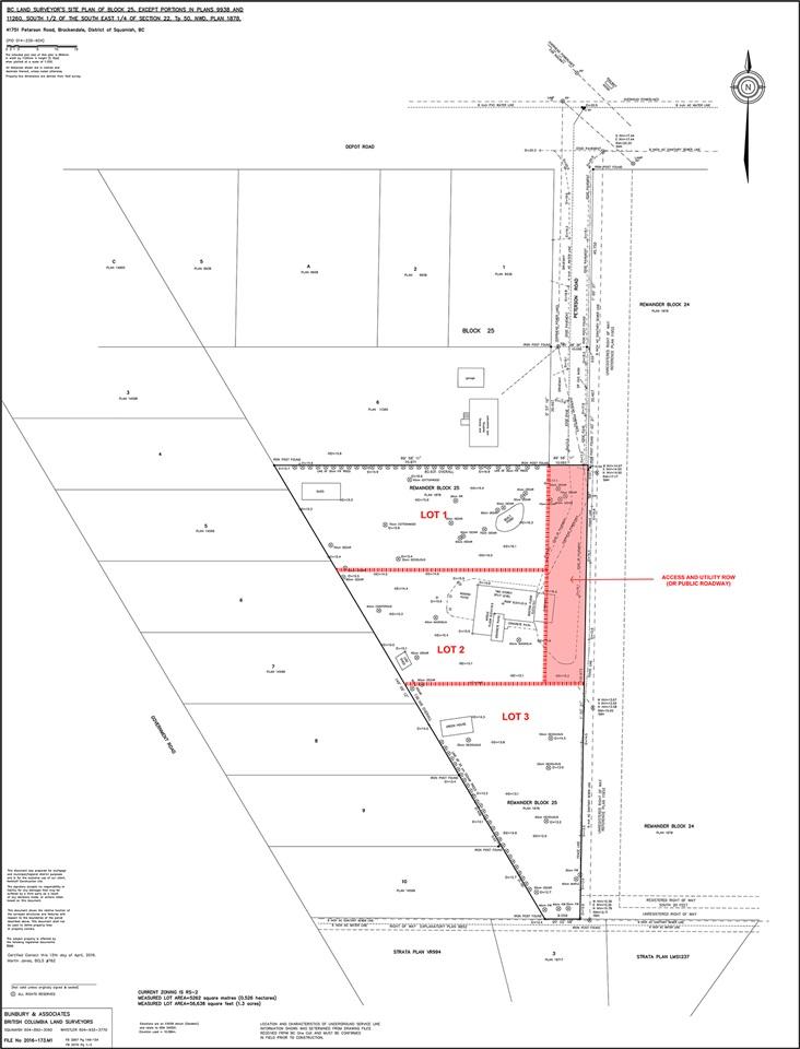 41751 PETERSON ROAD, Squamish