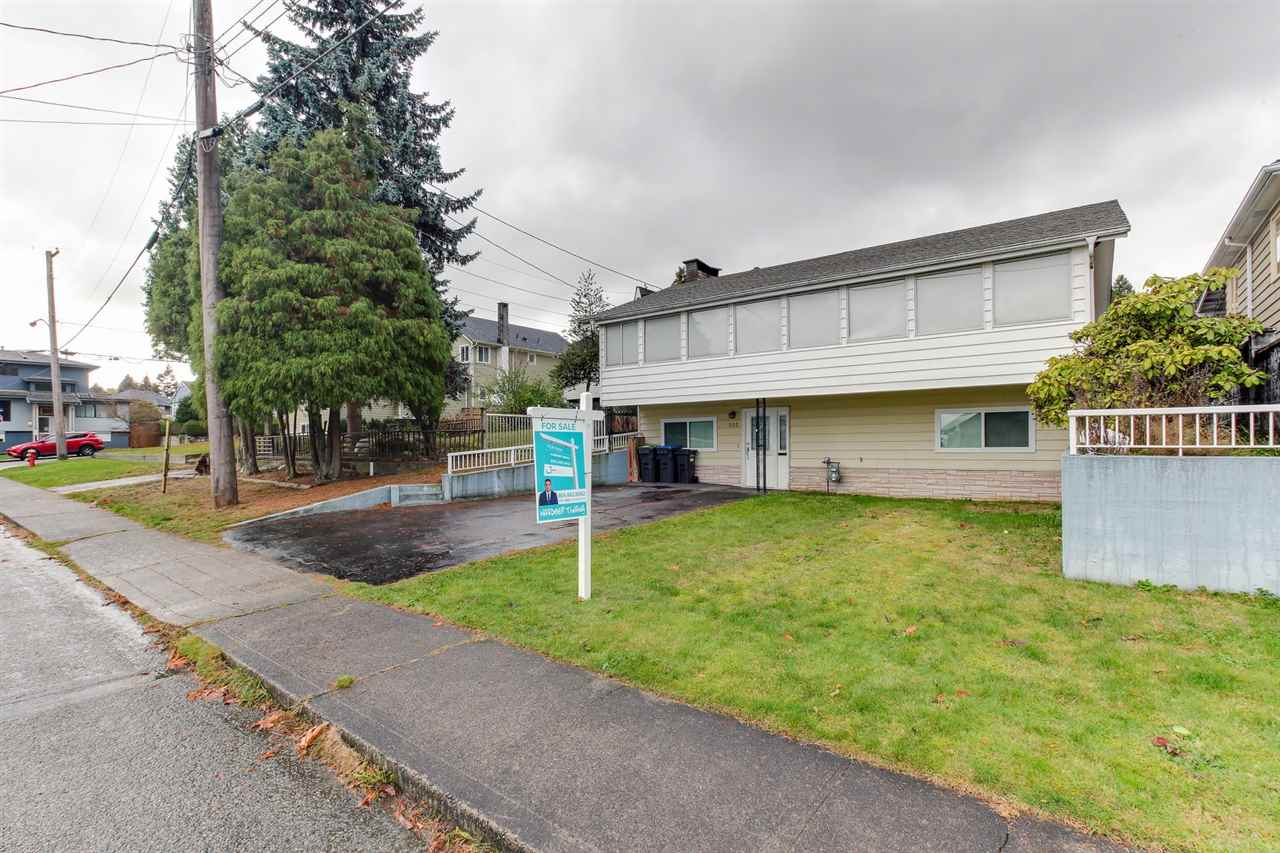 507 AMESS STREET, New Westminster