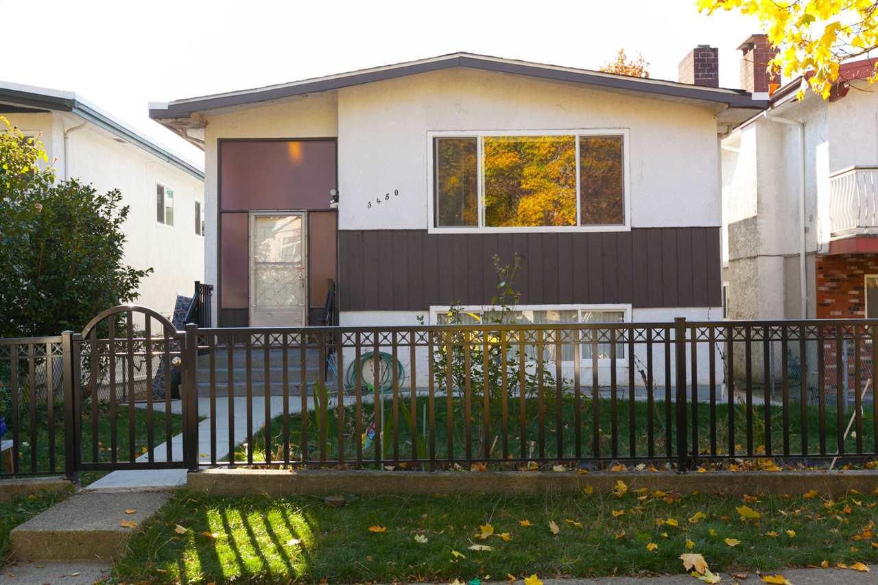 3450 ARCHIMEDES Collingwood VE, Vancouver (R2219587)