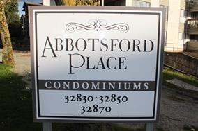329 32850 GEORGE FERGUSON WAY, Abbotsford