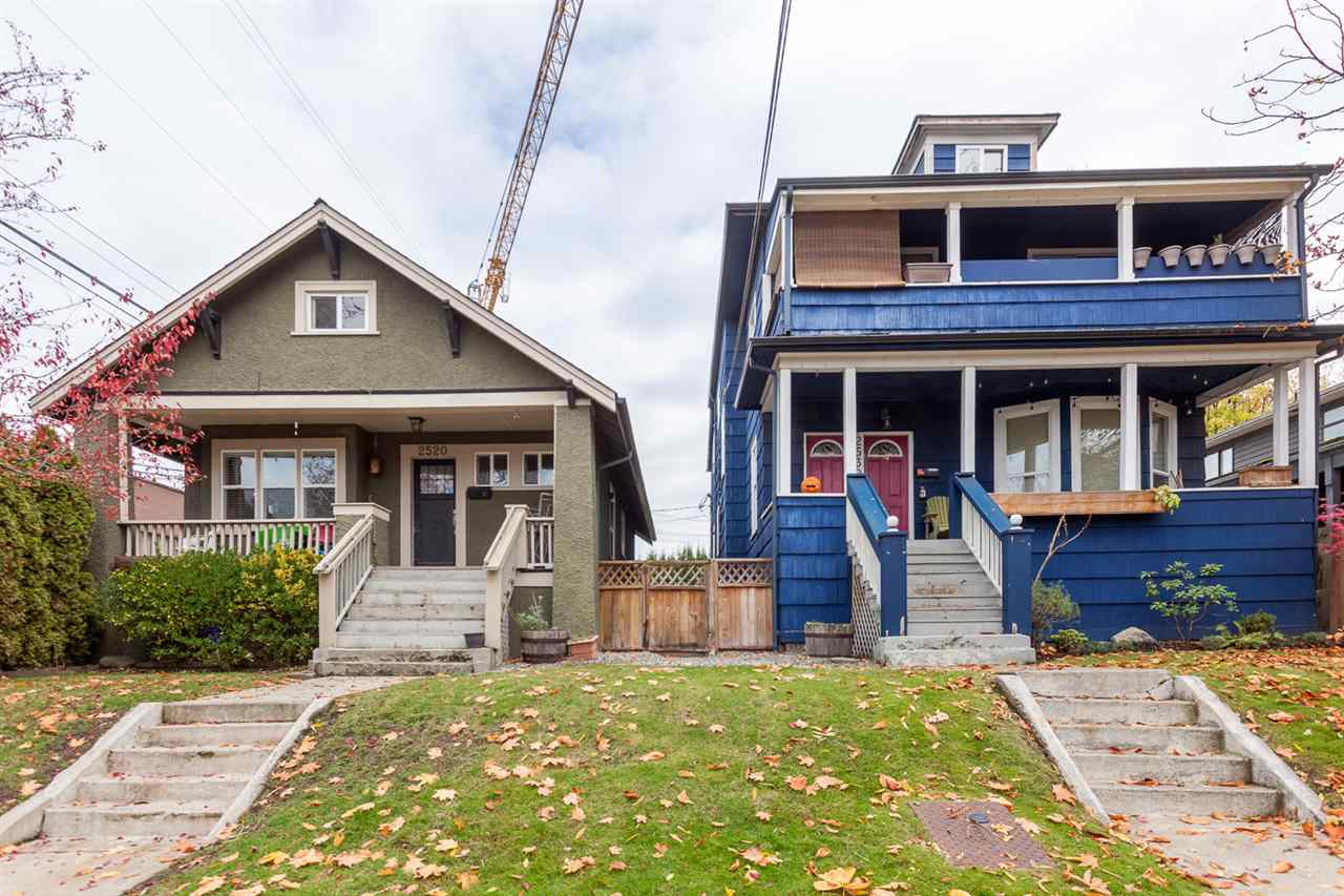 2530 CAROLINA Mount Pleasant VE, Vancouver (R2220566)