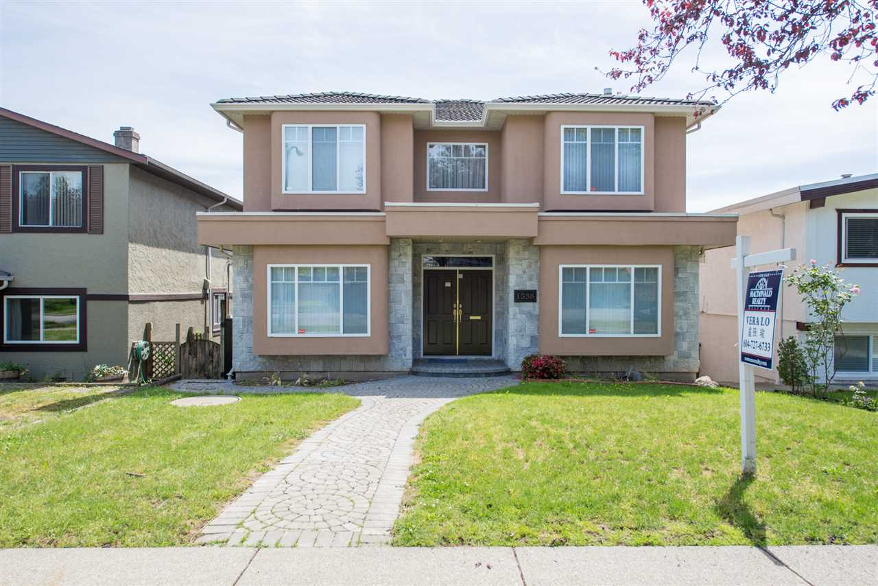 1538 E 61ST Fraserview VE, Vancouver (R2220756)