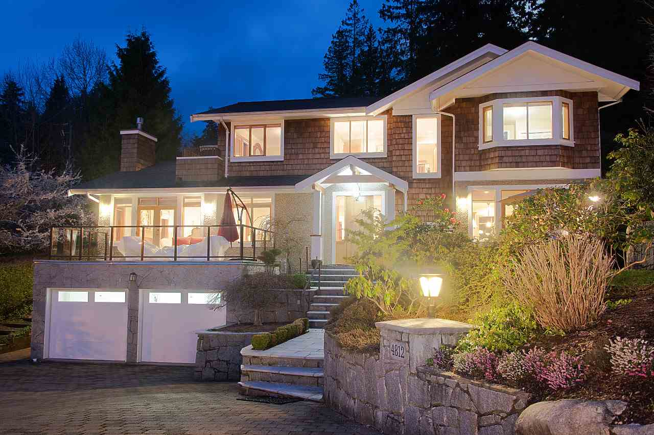 4812 SKYLINE Canyon Heights NV, North Vancouver (R2220964)