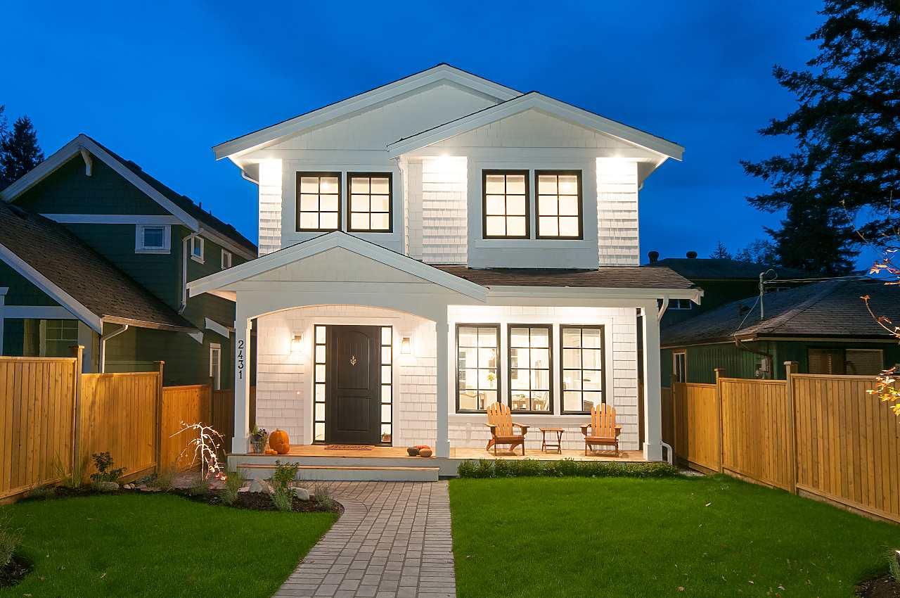 2431 GEORGE Pemberton Heights, North Vancouver (R2221026)