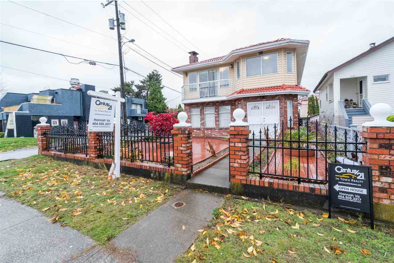 2439 E 2ND Renfrew VE, Vancouver (R2221183)