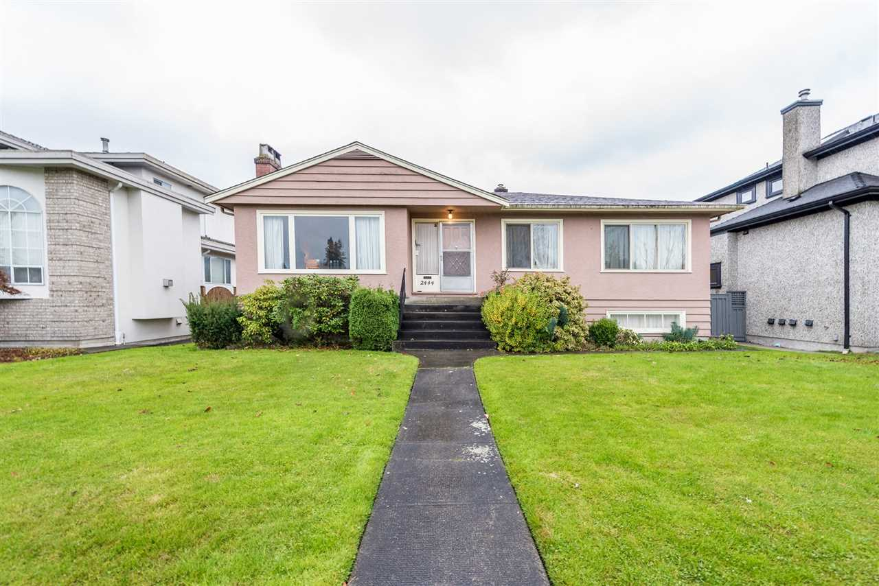 2444 W KING EDWARD Quilchena, Vancouver (R2221246)