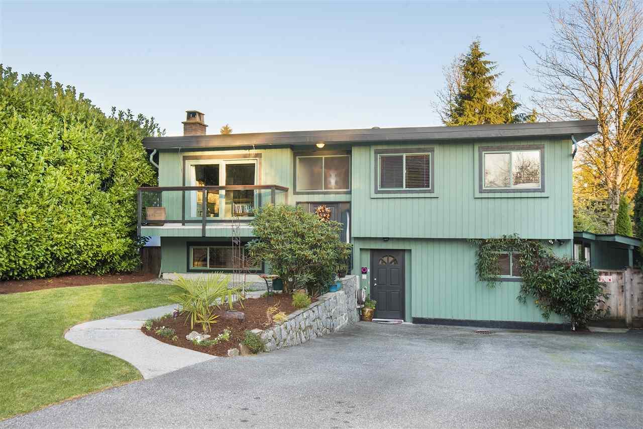 312 FAIRWAY Dollarton, North Vancouver (R2221628)