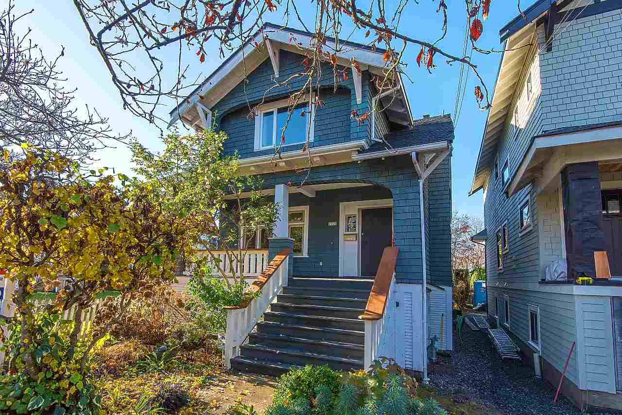2221 DUNBAR Kitsilano, Vancouver (R2222000)