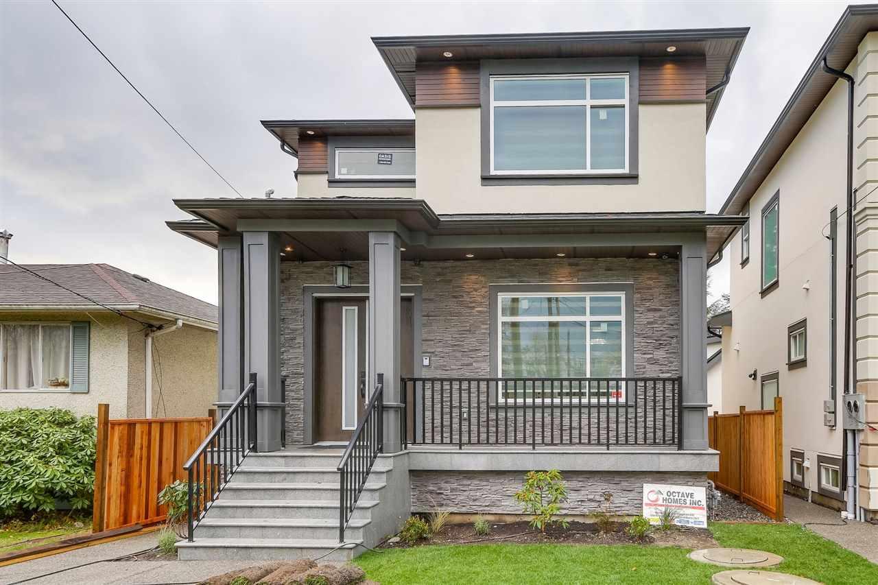 6981 BALMORAL Killarney VE, Vancouver (R2222095)