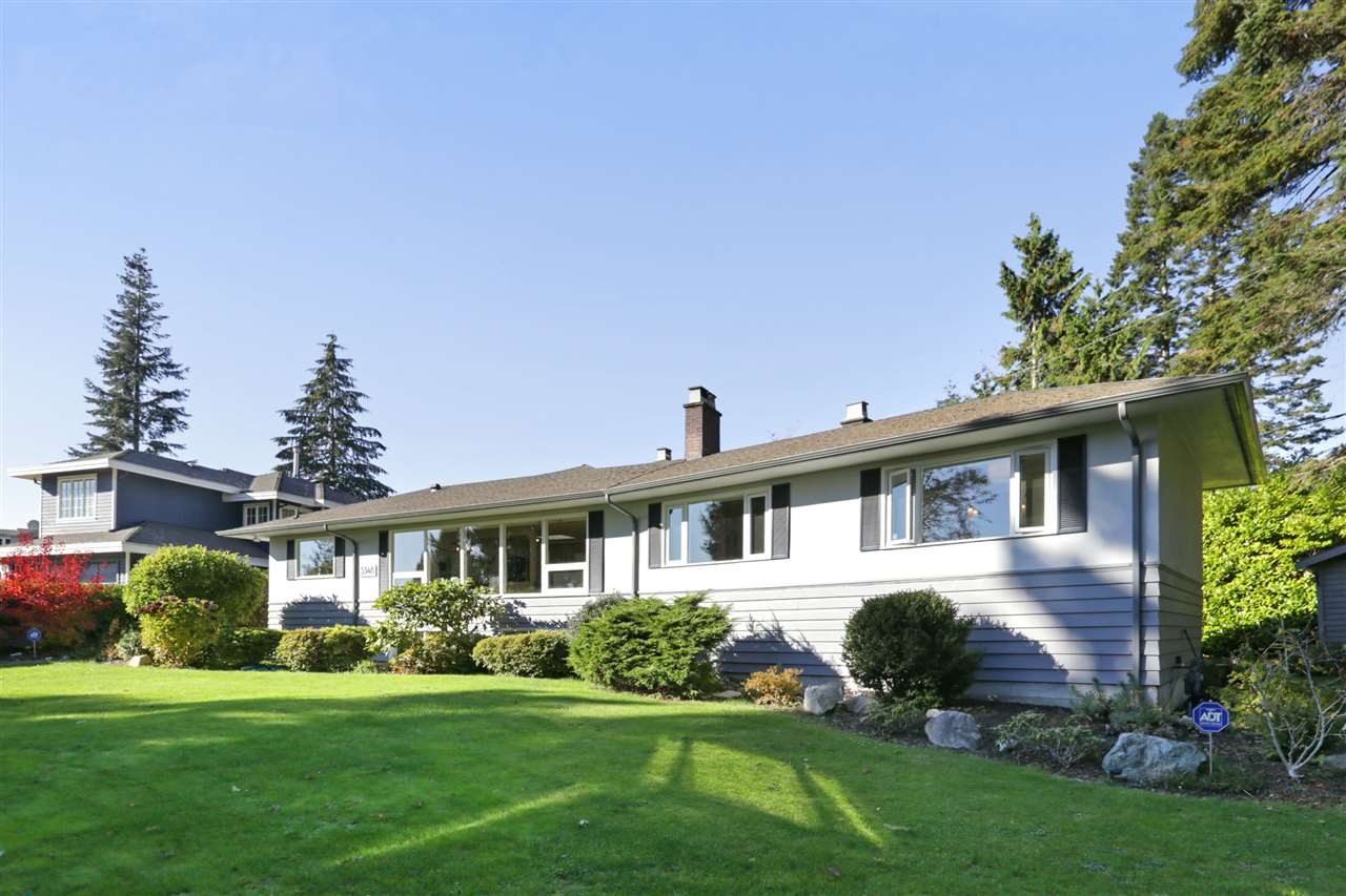 5348 KENSINGTON Caulfeild, West Vancouver (R2222189)